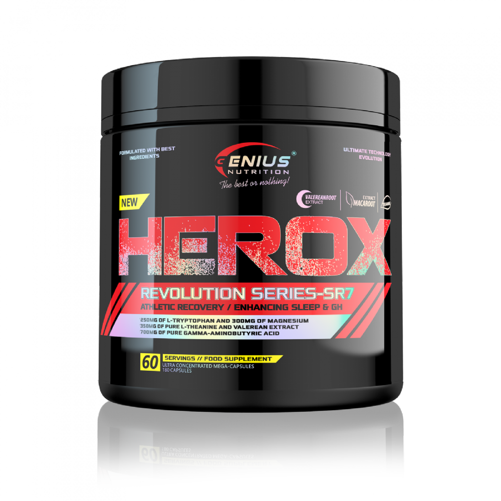 Genius Nutrition Herox